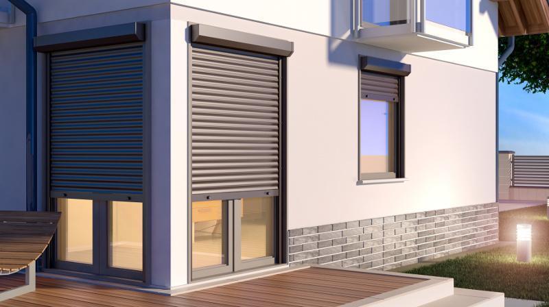 Rolety okienne zewnętrzne