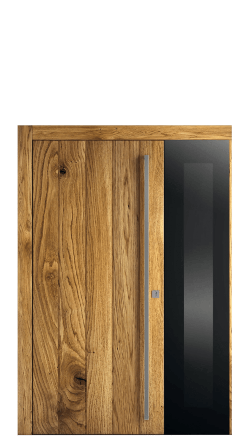 Drzwi 5X z dostawką