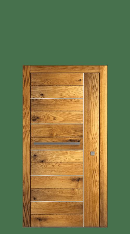Drzwi 2X z INOXEM
