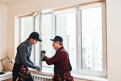 Montaż okien